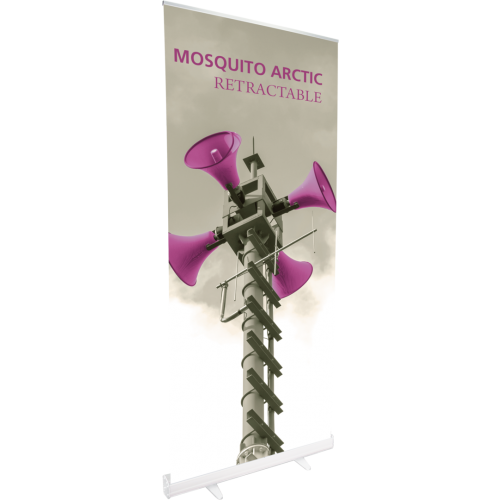 Mosquito Arctic Retractable Banner Stand